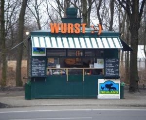 Berlino - wurst 2.0